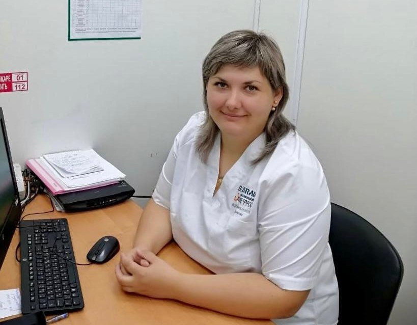 Кристина Леонидовна Лабинцева