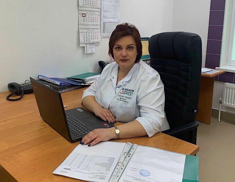 Зоя Анатольевна Мельничук