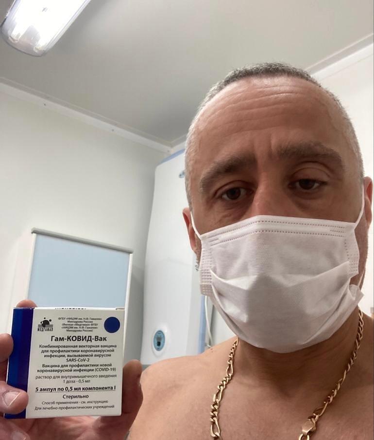 Вакцинация ББРАУН
