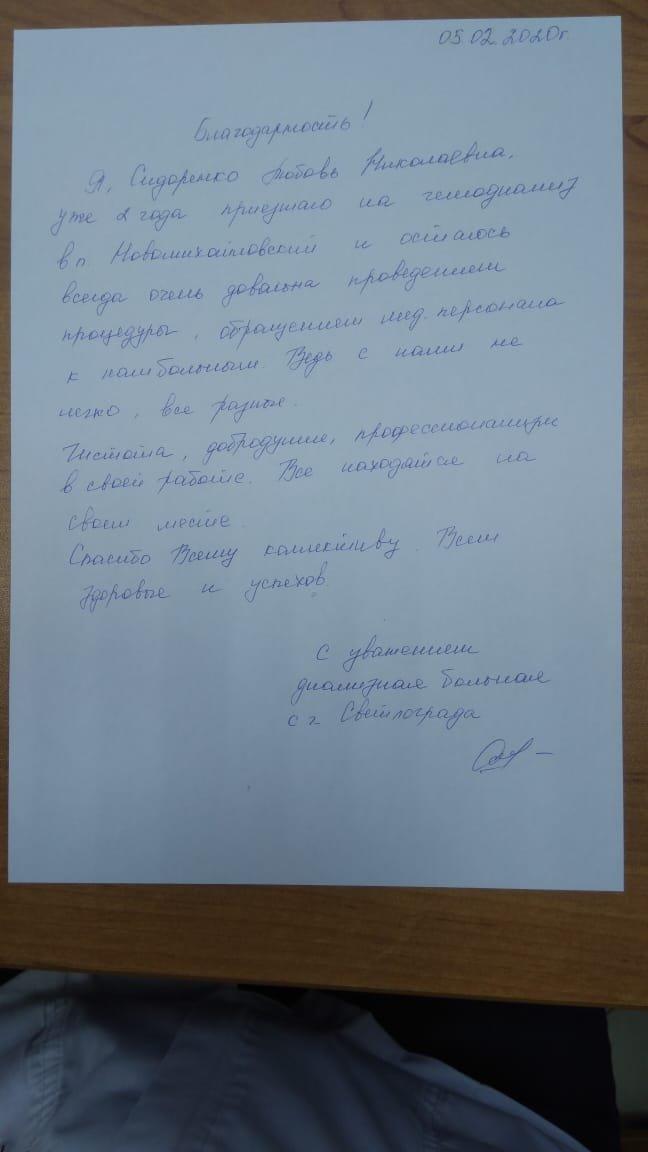 Сидоренко Л.Н