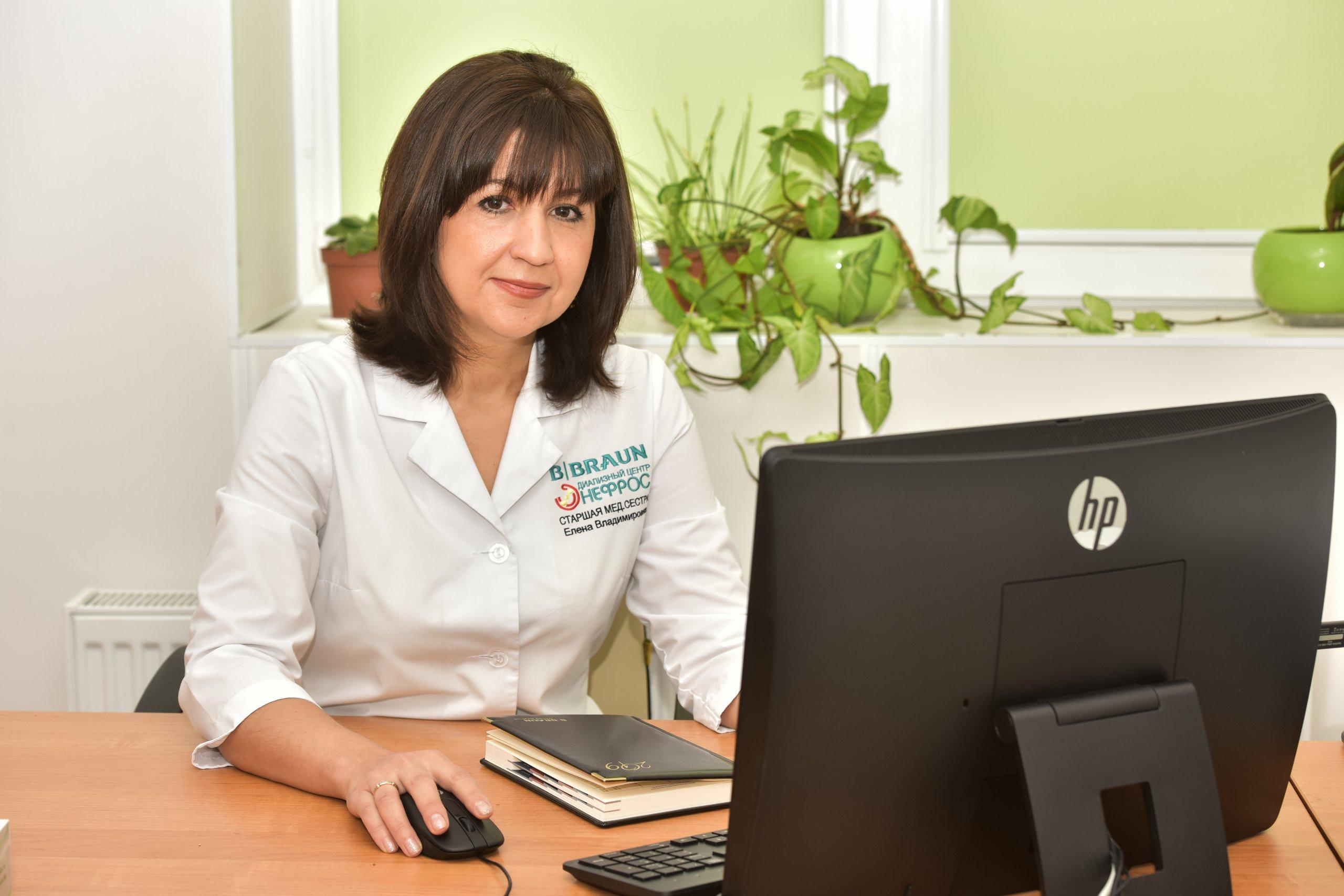 Елена Владимировна Кандакова