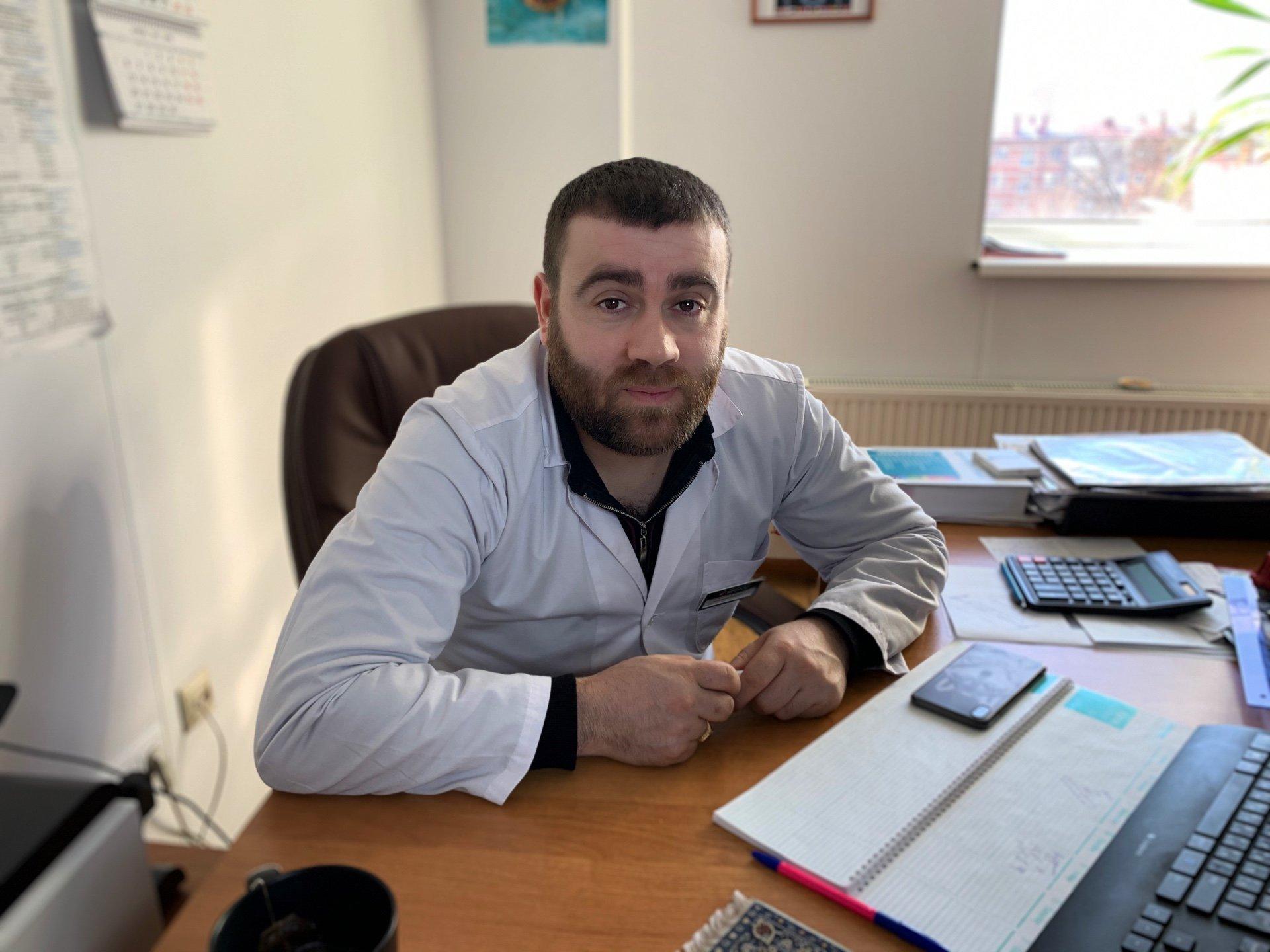 Шакро Норикович Авакян