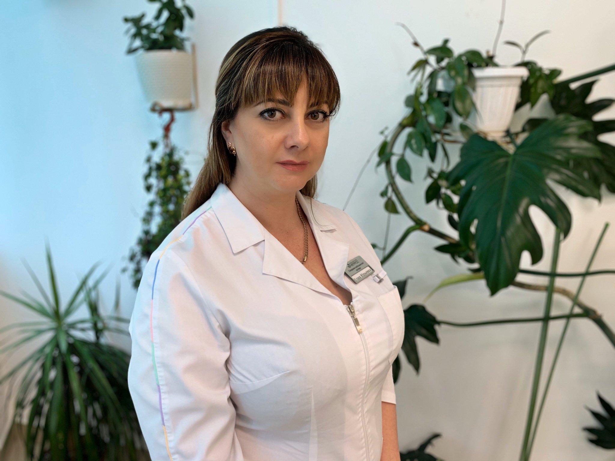 Захлестина Юлия Юрьевна