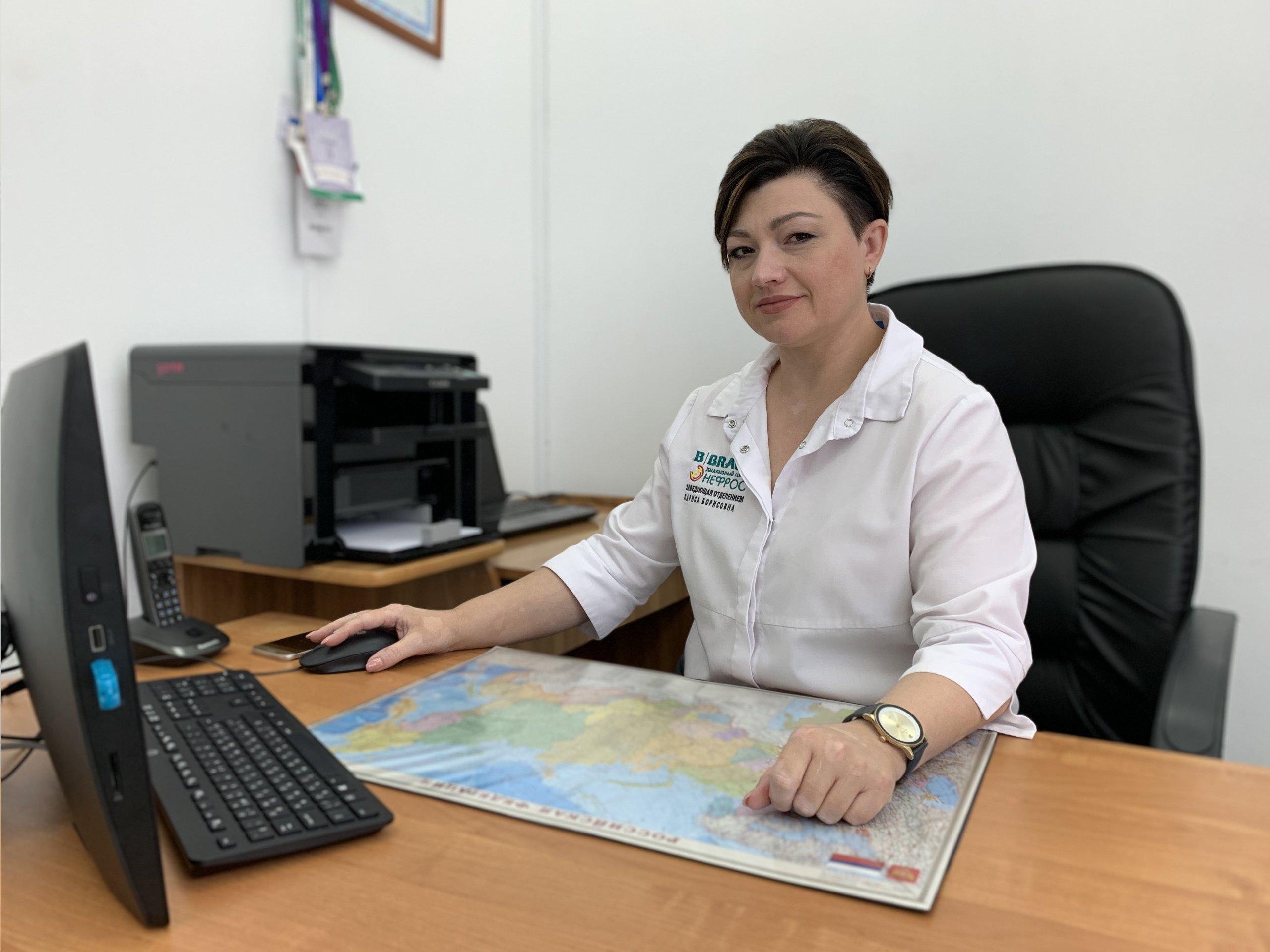 Лариса Борисовна Глебова