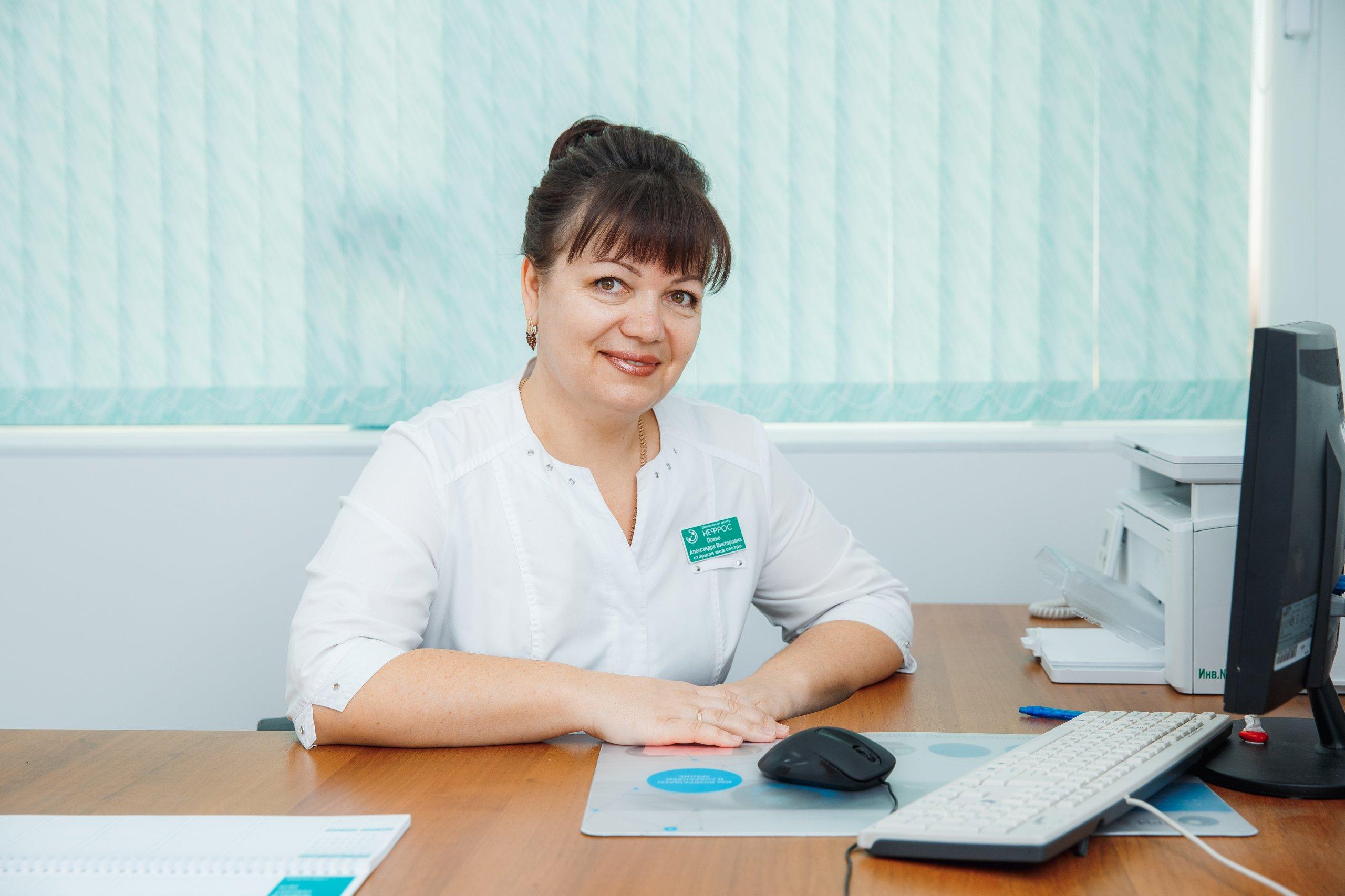 Александра Викторовна Похно