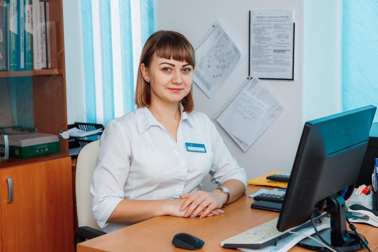 Ирина Владимировна Постовалова